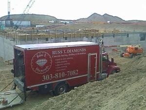 Russ T. Diamonds Truck